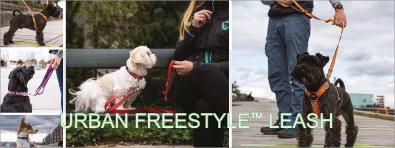 Urban freestyle leash(アーバンフリースタイルリーシュ)
